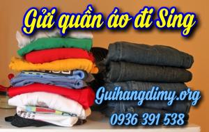 Gửi quần áo đi sinhapore nhanh nhất